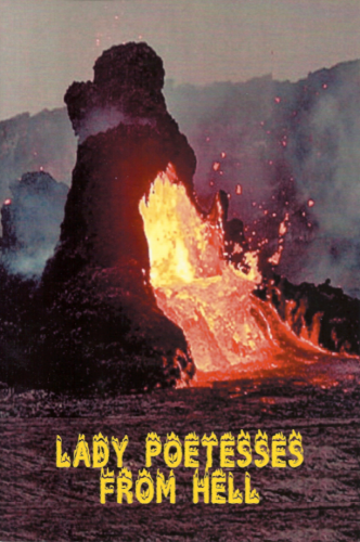 Book Cover: Lady Poetesses from Hell