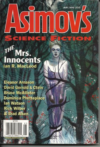 Book Cover: Asimov's Science Fiction
