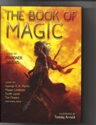 Book Cover: The Book of Magic